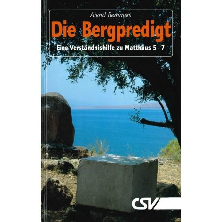 Die Bergpredigt (E-Book)