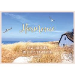 Postkarte - Harmonie