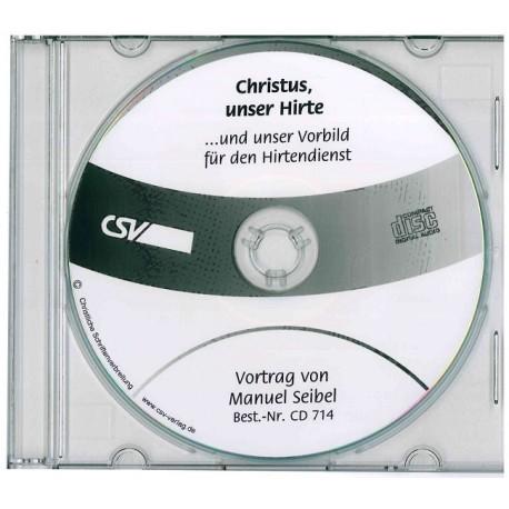 Christus, unser Hirte ... (CD)