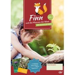 Finn und die Pflanzen der Bibel (NO. 3)