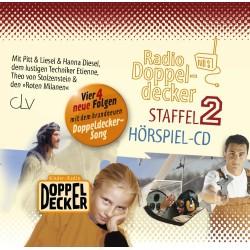Radio Doppeldecker - Staffel 2 Hörspiel-CD