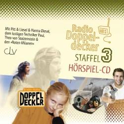 Radio Doppeldecker - Staffel 3 Hörspiel CD