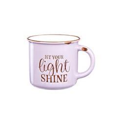Tasse: Let your light shine