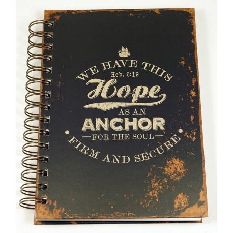 Notitzbuch A5 - Hope
