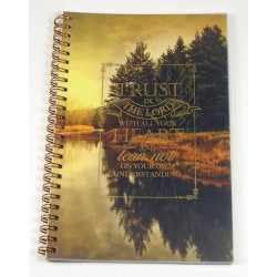 Notizbuch A5 - Trust in the Lord