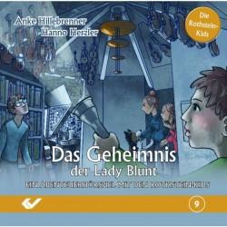 Das Geheimnis der Lady Blunt - Hörspiel CD