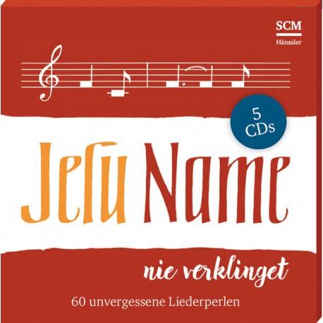 Jesu Name nie verklinget (5 CDs)