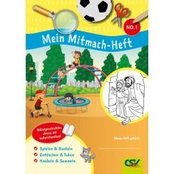 Mein Mitmach-Heft / No. 1