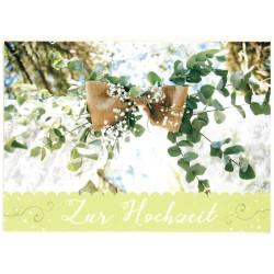Faltkarte zur Hochzeit - Einander lieben