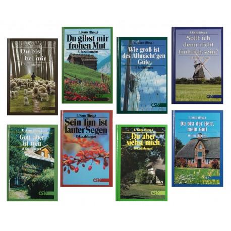 Kunz-Sammelbände, ... Bände 1-8
