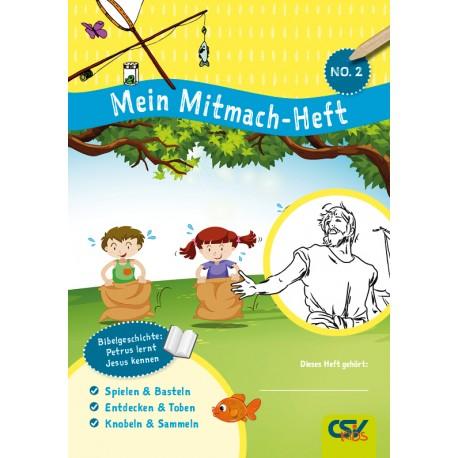 Mein Mitmach-Heft / No. 2