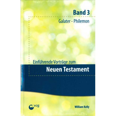 Einführende Vorträge zum Neuen Testament - Band 3 (POD-Buch)