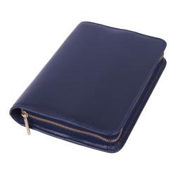 Bibelhülle, Smart, blau für Hausbibel
