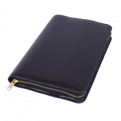 Bibelhülle, Smart, schwarz für Taschenbibel (größere Ausgabe)