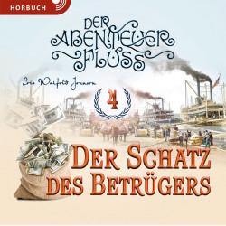 Der Schatz des Betrügers 4 (Hörbuch MP3 CD]