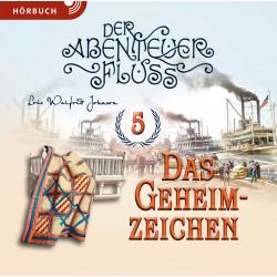 Das Geheimzeichen 5  (Hörbuch MP3 CD]
