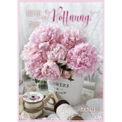 Postkarte - Hoffnung Flowers
