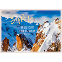 Postkarte - Begleiter