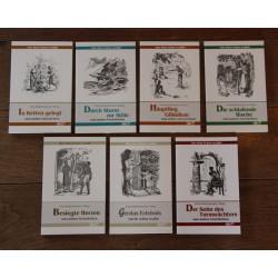 """Buchpaket """"Aus dem Leben erzählt"""" (7 ausgewählte Bände)"""