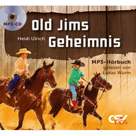Old Jims Geheimnis  (MP3-Hörbuch)