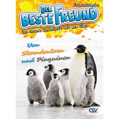 """Winterleseheft """"Der beste Freund"""""""