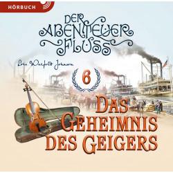 Das Geheimnis des Geigers 6  (Hörbuch MP3 CD]