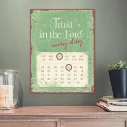 Magnetkalender -Trust