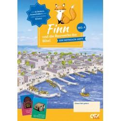 Finn und die Bauwerke der Bibel (NO. 4)