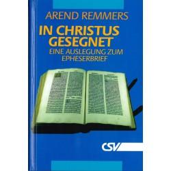 In Christus gesegnet