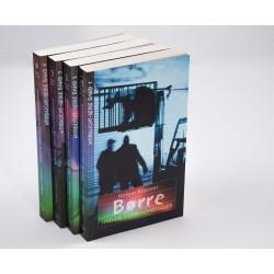 Buchpaket - Nordlicht-Serie (Børre) – Band 1-4 (JM 10-14 Jahre)
