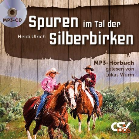 Spuren im Tal der Silberbirken  (MP3-Hörbuch)