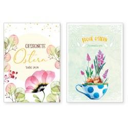 Minikarten Ostern