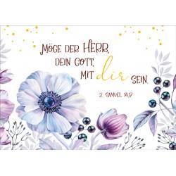 Postkarte - 2. Samuel 14,7