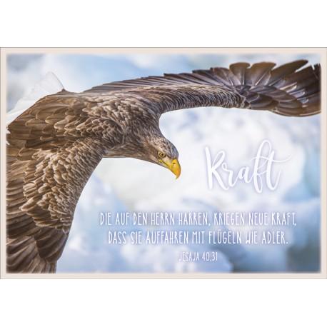 Postkarte - Kraft