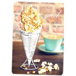 Postkarte - How sweet
