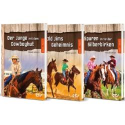 Josch-Triologie (Cowboyhut / Old Jim / Silberbirken)