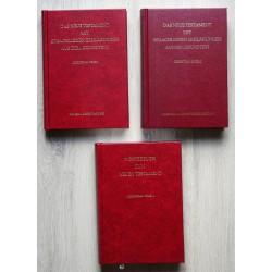 NT sprachliche Erklärungen, Wörterbuch