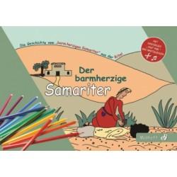 Der Barmherzige Samariter - Malheft