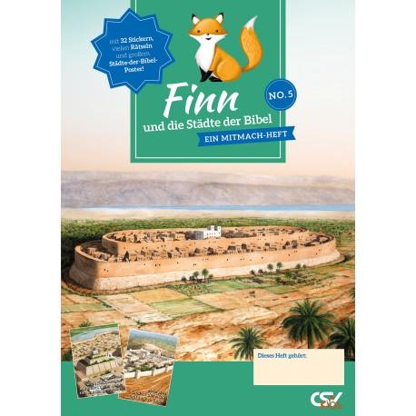 Finn und die Städte der Bibel (NO. 5)