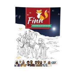 Finn-Weihnachtsposter