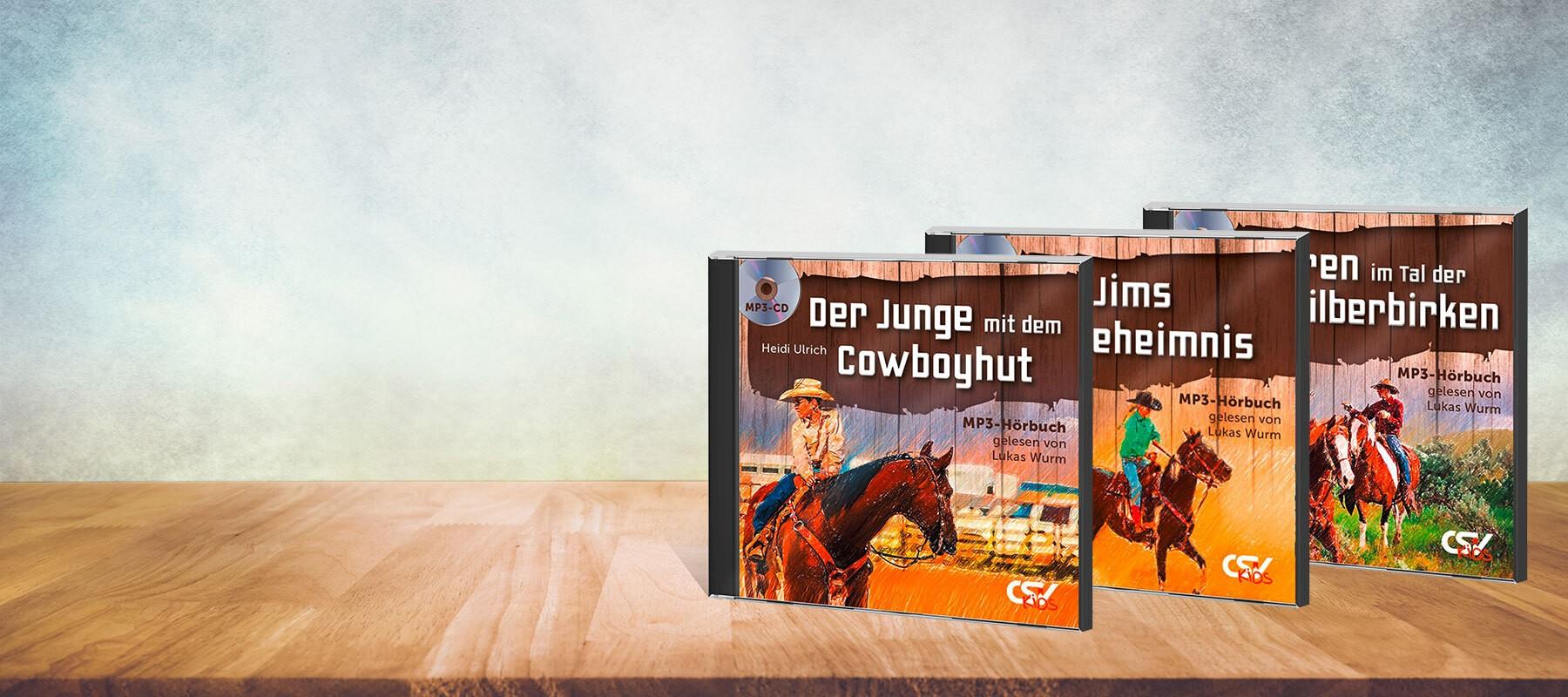 Josch-Trilogie (Hörbücher)