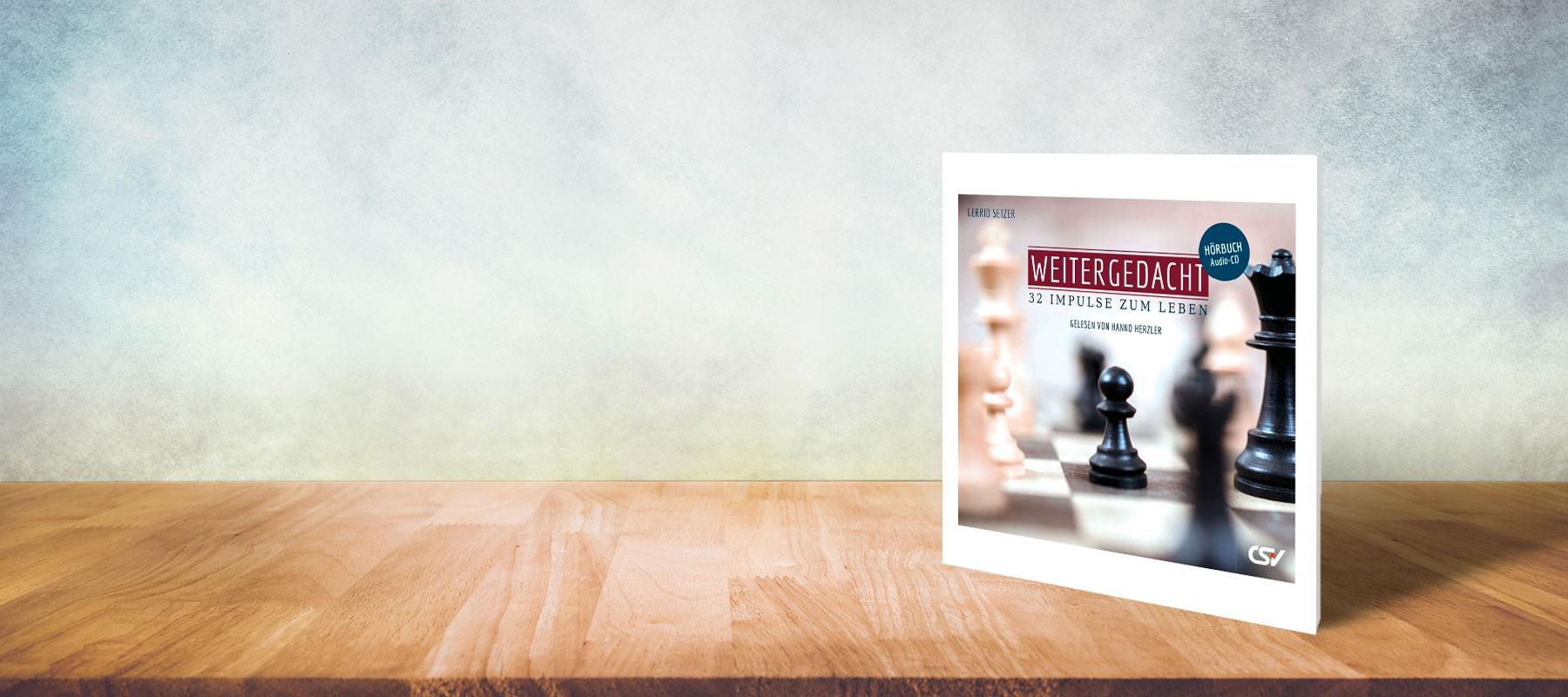 Vergrößern Weitergedacht (Hörbuch-CD)