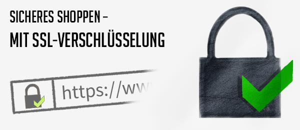 Christliche Schriftenverbreitung - sicher einkaufen dank SSL-Verschlüsselung